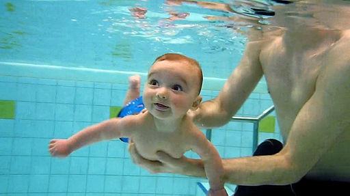 Babyschwimmen Frankfurt-Sachsenhausen