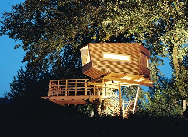 baumhaus selber bauen fundb ro zum erfolg. Black Bedroom Furniture Sets. Home Design Ideas