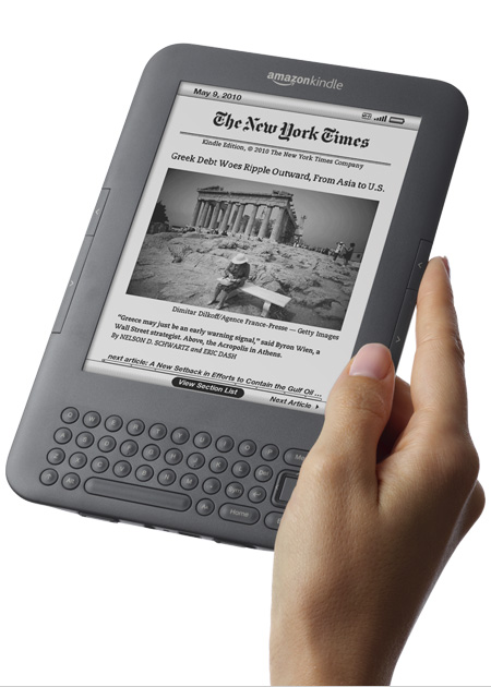Kindle Keyboard eReader