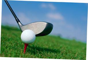 Golfkleidung und Ausrüstung