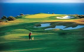 Golfclub am Meer